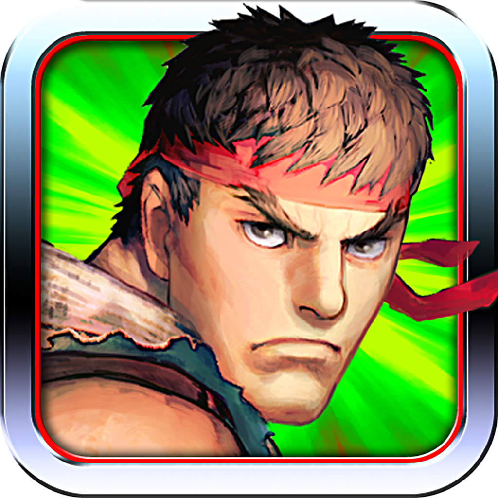 STREET FIGHTER IV VOLT iOS